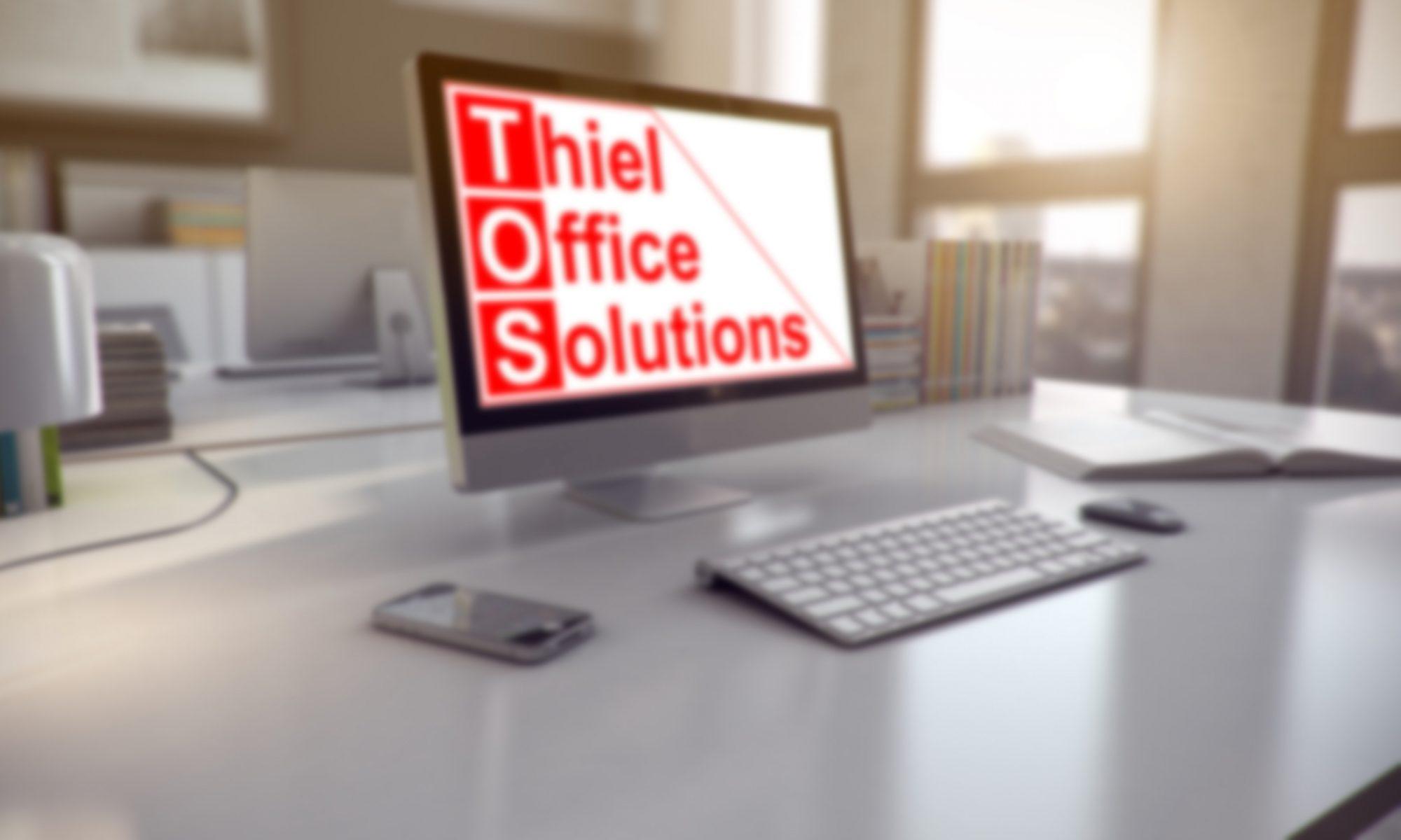 Thiel GbR - Thiel Office Solutions